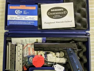 Colt Government Model 1911 9mm Pistol  NEW IN BOX