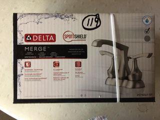 Delta 4  Centerset Faucet