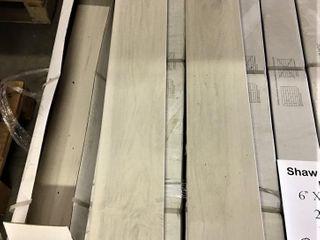 Shaw Bianco 100 6x36 Wood Grain Tile