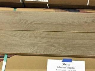 Shaw Engineered Hardwood Reflection Tinderbox