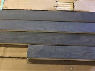 Mohawk Hardwood Floor Wrought Iron Oak
