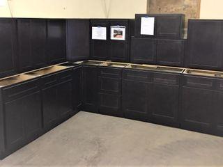 Expresso Kitchen Cabinet Set