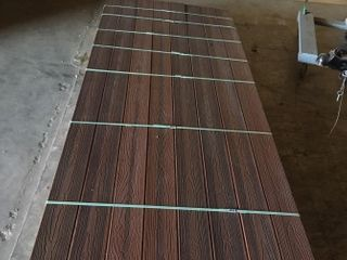Tamco Composite Decking 6 x 12ft Shaded Auburn