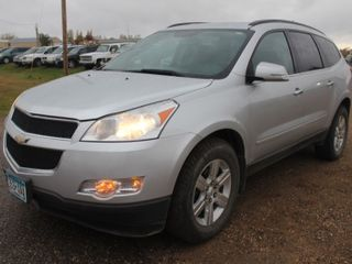 2010 Chevrolet Traverse LT AWD - 2 Owners