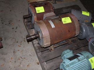 AJAX APPROX 20 HP 3 PHASE ELECTRIC MOTOR