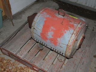 AJAX APPROX 75 HP 3 PHASE MOTOR