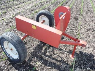 ELECTRIC MOTOR CART FOR 540 PTO DRIVE, NO MOTOR
