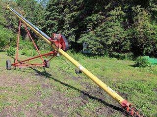 Westfield WR60-51 Auger, Elec Motor Drive, No Motor, Bought New