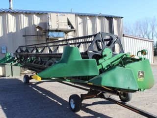 MayWes MoveMaster 4 Wheel Head Trailer, Ext Pole, FLEX HEAD SOLD IN PREVIOUS LOT 121