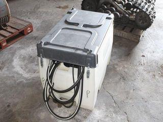 Farm Chem DEF Tank, Poly, 57 Gal, 12v Pump