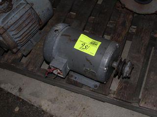 5 HP, 3PH Elec Motor