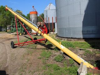 Westfield WR100-51 Auger, Elec Motor Drive, No Motor, Bought New