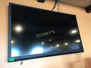 Sharp  72  Flat Screen TV