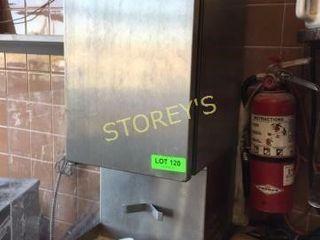 APW Cream dispenser