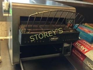 Holman QCS 10  Conveyor Toaster