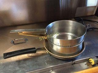 Frying Pan  Perf  Pot   Pot