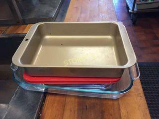 3 Baking Dishes