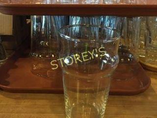 25 Water Glasses