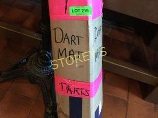 Dart Matt