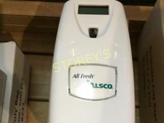 2 New All Fresh Dispensers