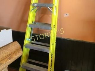 Featherlike 6  Step ladder