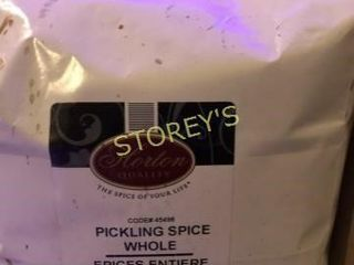 Bag of Whole Pickling Spice