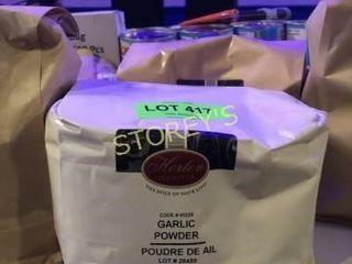 Bag of Garlic Powder
