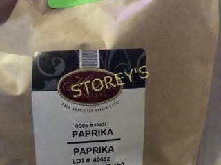 Bag of Paprika