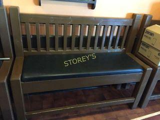 5  Bar Bench Seating