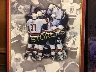Team Canada 2002 Poster