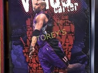 Vince Carter Poster Board Picture