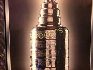 STanley Cup Poster Board Picture