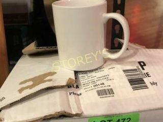 Qty of Coffee Mugs