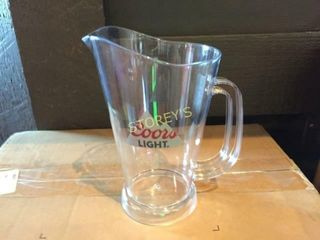 18 NEW Sm  Coors light Beer Pitchers