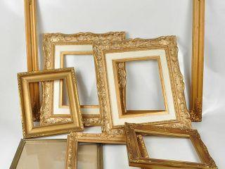 Vintage Wooden Frames  no glass