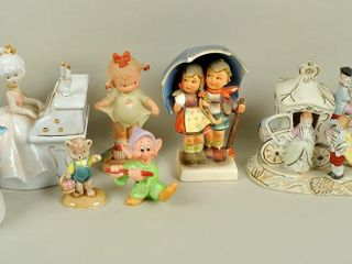 Assorted lot with Music Boxes