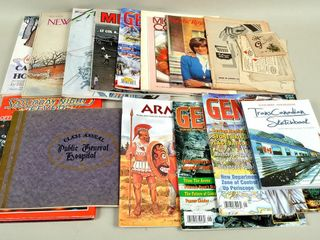 Various Books   Magazines