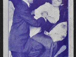Antique Postcard Spooners Delight 1909