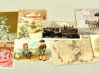Small Paper Collectibles   Advertising Pieces