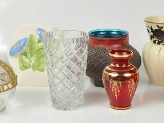 Vintage assorted China Glass Pottery