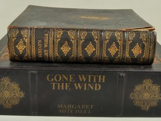 Gone with Wind Box   Bunyan s Works Book