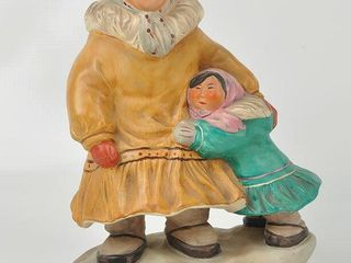 Vintage W  Goebel Eskimo   child Tuc 19