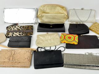 Assorted lot of ladies Handbag purses
