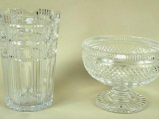 Crystal Bowl   Vase
