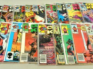 20 Conan Comic Books