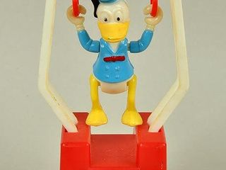 Donald Duck Collectible  Tricky Trapeze  Toy