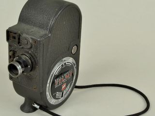 Bell   Howell Filmo Sportster 8mm Movie Camera