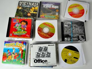 Assorted Computer Games   Programs