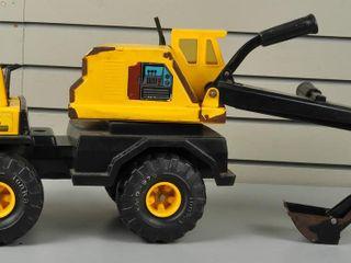 Metal Tonka Toy Truck loader