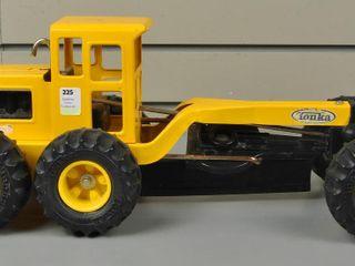 Metal Tonka Toy Grader
